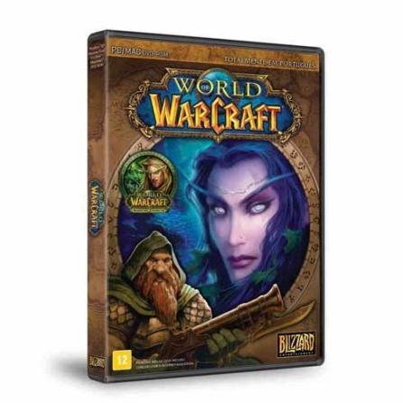 Imagem para Jogo World of Warcraft  para PC - WORLDCRAFT a partir de Fast Shop