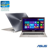 Ultrabook™ ASUS Zenbook, Intel® Core™ i7-3517U, 4GB de Memória, 256GB de SSD, Tela LED de 13.3' - 31AR4016V